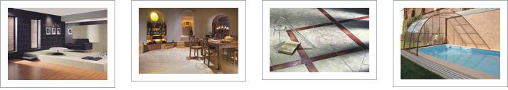 Ilustrace - podlahy